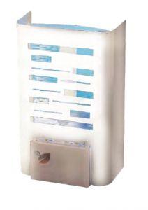 T903123 Mini sterminatore d'insetti con carta moschicida