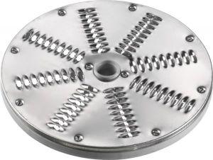 PZ4 Disco para cortar en tiras de unos 4mm para cortadora de mozzarella TAS