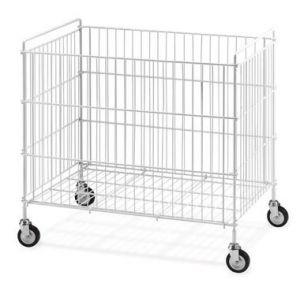 CA1580 Folding basket for laundry 80x52x72h