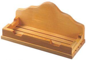 AV4916 Cassette pour pales Pose-pelle à pizza en bois