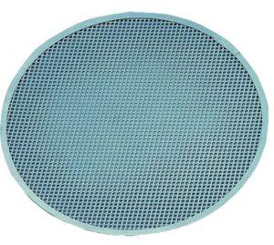 AV4952 Retina tonda acciaio inox professionale da forno per pizza Ø33cm