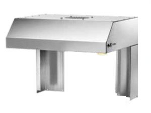 GYRCAPPA Cappa con filtro a carboni attivi 230V/1N/50Hz, 24W.