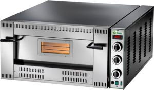 FGI6 Pizza gas oven 1 room 62x92x15.5h cm