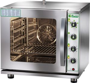 FN423M Convection oven methane gas Gastronomy 4XGN 2/3