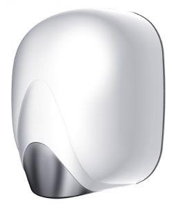 T704300 Asciugamani a fotocellula alte prestazioni ABS bianco LAMA senza resistenza