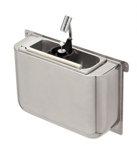 LVPCARP SILVER fairing washer ideal for water saving