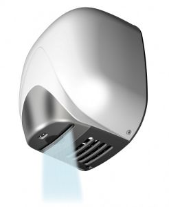 T704310 Automatic hand dryer White aluminium blade (heater-free)