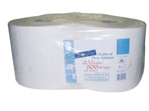 TGD010 200 mt paper towel roll 2 pcs