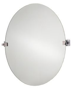 T150012 Acrylic mirror oval thick 5 mm