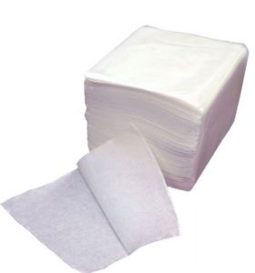 TR045 Interfold toilet paper 225 sheets (x 40 packages)