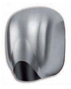 T704337 Asciugamani a fotocellula alte prestazioni Alluminio satinato LAMA con resistenza