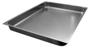 FNC2/1P065 Gastronorm 2 / 1 h65 flat edge
