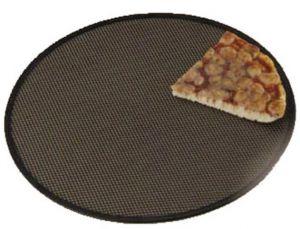 AV4955 Grille de cuisson ronde professionnelle en aluminium pour pizza Ø28cm
