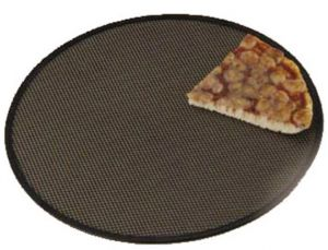 AV4957 Grille de cuisson ronde professionnelle en aluminium pour pizza Ø45cm