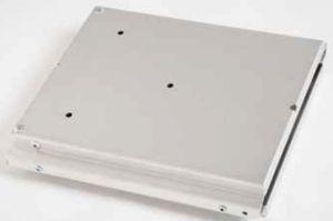 AV4974 Piastra di fissaggio al portapacchi ciclomotore per Box portapizze