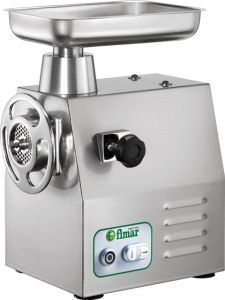 22RSM Stainless steel electric meat mincer - Single phase