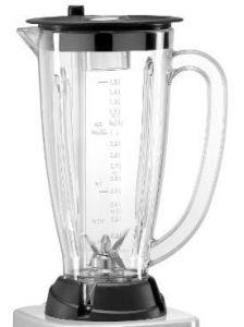 FRBL15 Verre lexan du groupe de melangeur 1,5 litres