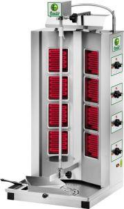 GYR80 Gyros 5,6 kW trifásica eléctrica  Máquina para cocinar carne para Kebab