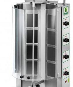 GYRVETRI80-100  Kit de cristales de proteccion por gyros GYR80 - GYR100