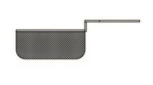 SF10MCEST1 La cesta pequena por la freidora