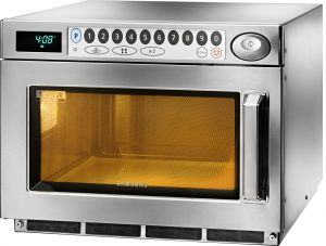 CM1529A Samsung microwave oven in stainless steel 2,9 kW digital 26 liters