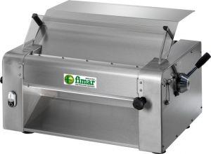 SI520T Maquina extendedora de masa para pizza y pasta 520 mm - trifásico