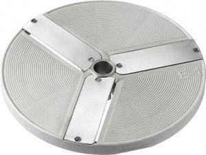 E4 Disco para cortar en lonchas 4mm para cortaverduras electricos