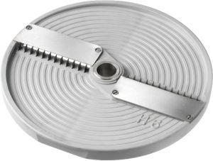 Disco H2,5 para corte de cerillas para cortadora eléctrica de vegetales
