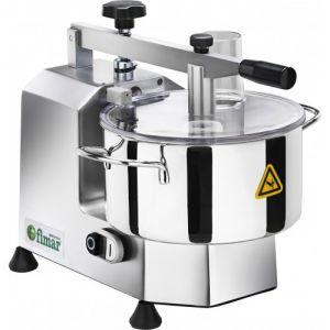 BC8NV Cutter electrique 750W capacité 8 litres variateur de vitesse
