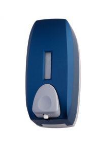 T104345 Foam soap dispenser blue ABS soft-touch