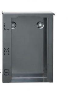 T773021 Stainless steel Triple dispenser of disposable gloves