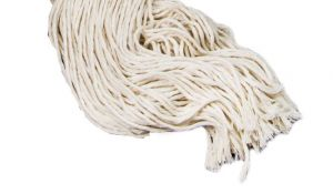 T705022 White cotton mop (Pack of 5 pieces)