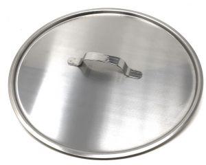 SE-LB12 Coperchio in acciaio inox per secchio 12 litri