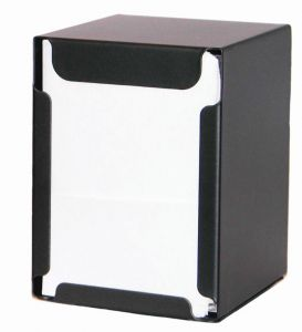 ITP1315N Napkin holder for counter and table BLACK